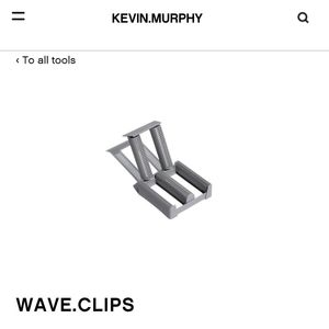 Kevin Murphy Wave Clips